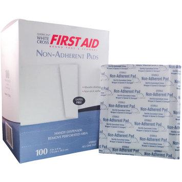 American White Cross Brand Non-Adherent STERILE Gauze Pad 12 ply 3