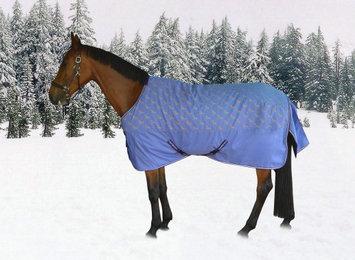 Tuffrider 1200D Ripstop Pony Horse Print Turnout Blanket