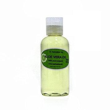 Dr. Adorable - 100% Pure Argan Oil Organic Cold Pressed Natural Hair Skin- 4 oz
