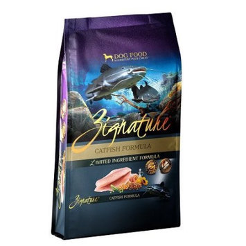 Zignature Limited Ingredient Dry Dog Food Catfish 13.5 lb