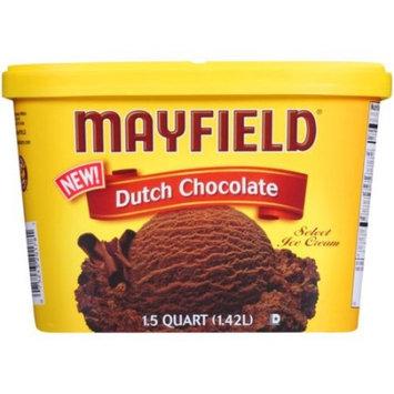 Mayfield Dutch Chocolate Select Ice Cream, 1.5 qt