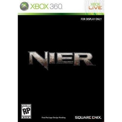 Sqe Nier Xbox 360 Game SQUARE ENIX