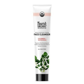 Nourish Organic Face Cleanser Lotion Assorted Trial Size 0.5oz (style varies)