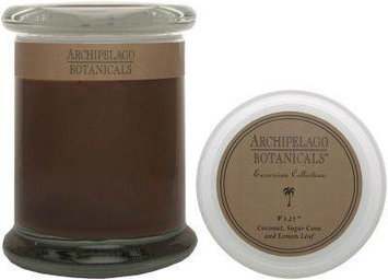 Archipelago Botanicals Candle in Glass Jar (Burns 60 Hrs) - Fiji