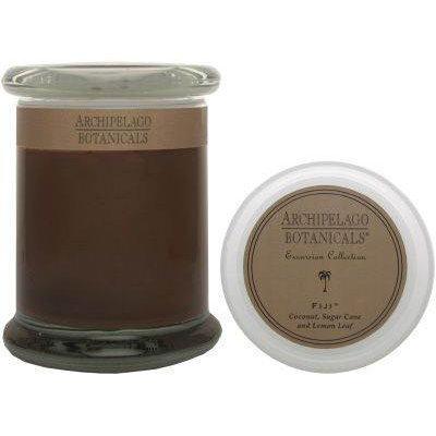 Archipelago Botanicals Candle in Glass Jar (Burns 60 Hrs) - Fiji