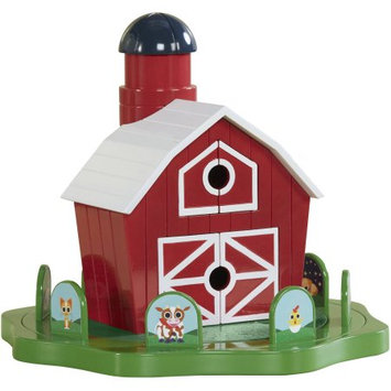 Learning Resources Peek A Boo Barn Games