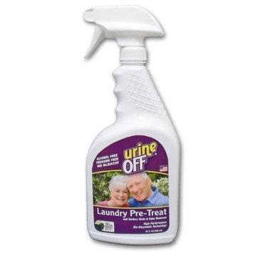 Urine-Off Laundry Pre-Treat, 32 oz Spray, Case/6