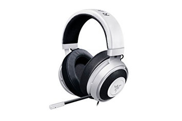 Razer KRAKEN PRO V2 WHITE ANALOG GAMING HEADSET OVAL