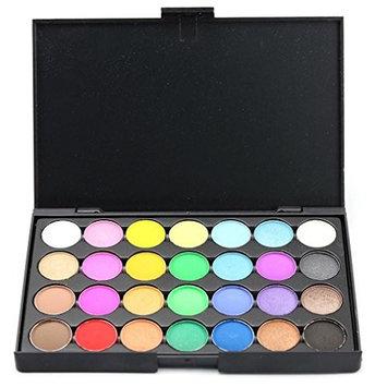 Eye Shadow HP95(TM) 28 Colors Women Cosmetic Makeup Neutral Nudes Warm Eyeshadow Palette