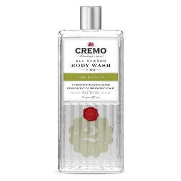 Cremo Sage Body Wash - 16oz