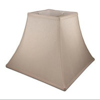 Square Bell Lampshade in Taupe