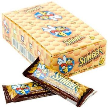 Honey Stinger Energy Bar - 15 Pack Rocket Chocolate, One Size