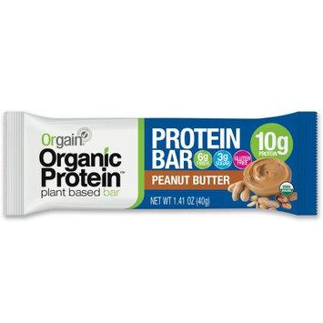 Orgain Organic Peanut Butter Protein Bar 12 Count