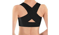 One & Only Personal Posture Corrector With Breathable Silky Weave
