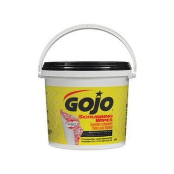 GOJO 639802 Scrubbing Towels, Hand Cleaning, 170/Bucket (Case of 2)