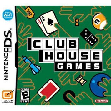 Agenda Clubhouse Games (DS)