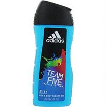 Adidas Team Five By Adidas Hair & Body Shower Gel 8.4 Oz (special Edition) (men)