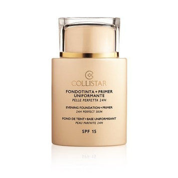 Collistar Even Finish Foundation Plus Primer 24h Perfect Skin Spf15 04 Cookie 35ml by COLLISTAR