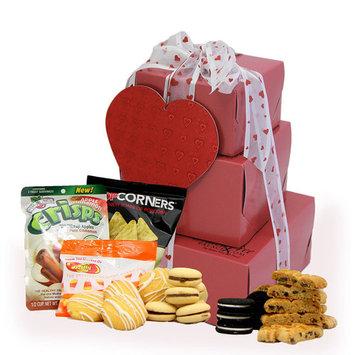 GlutenFreepalace.com My Love! Large 2-pound Gluten Free Gift Tower