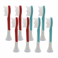 SonicPRO Kids (20 pack) Standard Replacement Sonic Toothbrush Heads for Sonicare For Kids Hx6042/94, Fits HX6311/07, HX6311/02