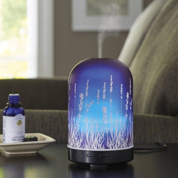 Rimports Usa Llc Better Homes and Gardens Essential Oil Diffuser, Lavender Fields