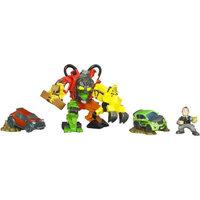 Transformers - Desert Devastation - Robot Hero Scene