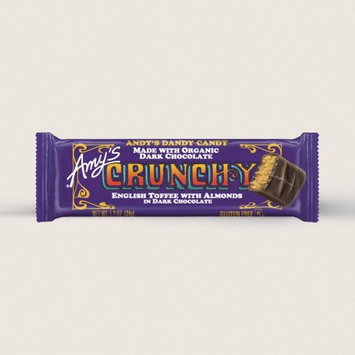 Amy's Kitchen Amy's Crunchy Candy Bar, 1.2 Oz