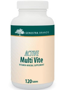 Genestra, Active Multi Vite 120 tabs