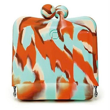 EB Brands 226286 Candy Store Purse Mirror - Spumoni Swirl