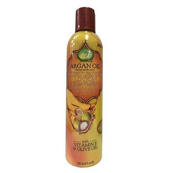 TCB Naturals Argan Oil Moisturizing Lotion, 8 Ounce