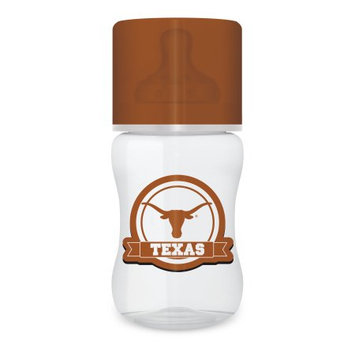 Baby Fanatic NCAA Texas Baby Bottle