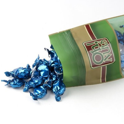 Blue Fruit Flashers Hard Candy - Mixberry - 5 Pounds - Oh! Nuts