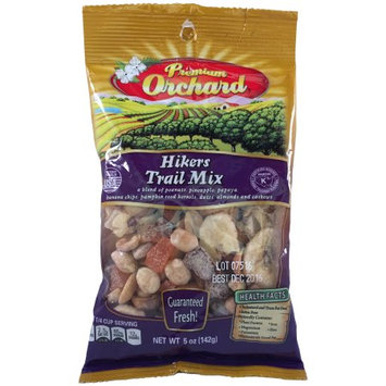 Mixed Nuts Inc HIKERS TRAIL MIX 5oz