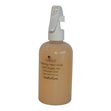Moisture Mist for Hair with Argan Oil, Melonball Scent , By Diva Stuff