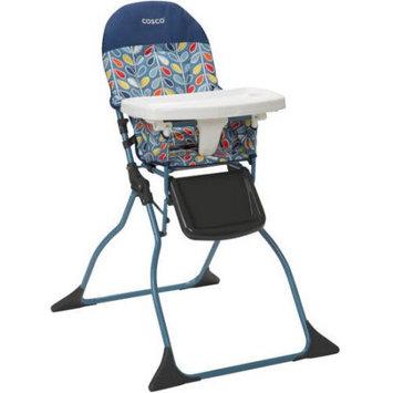 Dorel Juvenile Cosco Simple Fold High Chair, Leafy