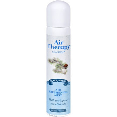 Air Therapy-mia Rose Products Air Therapy Spray Silver Spruce - 4.6 fl oz - HSG-525410