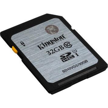 Kingston SD10VG2/32GB 32GB SDHC Class10 UHS-I 45MB/s Read Flash Card