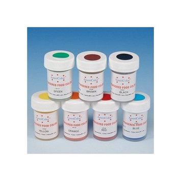 Americolor Powder Food Color, 3gm, Green