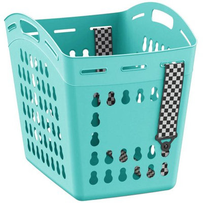 United Solutions Hamper 1.5 Bushel Laundry Tote, Spearmint