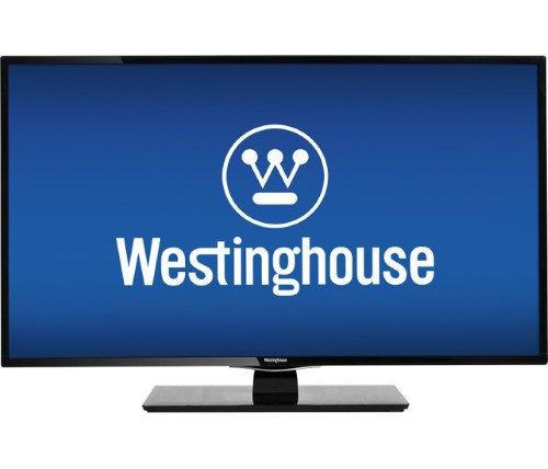 "Westinghouse - 40"" Class (39-1/2"" Diag.) - Led - 1080p - Hdtv - Black"