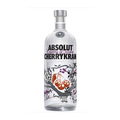 Absolut Vodka Cherrykran