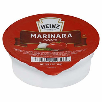 Heinz Marinara Sauce, 2-Ounce Dipping Cups (Pack of 60)