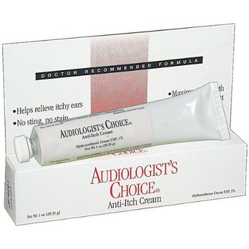 Audiologists Choice Anti-Itch Cream