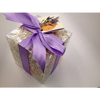 CLEMENTINE LAVENDER Bath Bomb Gift Set with 14 1 oz, ultra-moisturizing bath bombs, great for dry skin, makes a great gift