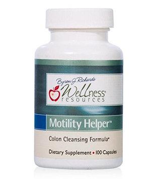 Wellness Resources Motility Helper (Turkey Rhubarb) 100c