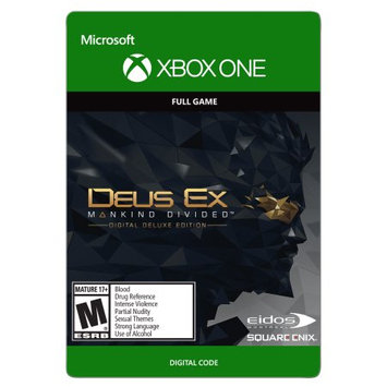 Firaxis Xbox One Deus Ex: Game of the Year Edition (Email Delivery)