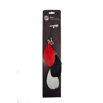 NFL Arizona Cardinals Feather Hair Clip