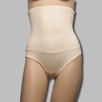 True Form Fat Free Dressing Hi Waist Brief Firm Control [Fit : Women's]