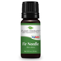 Plant Therapy Essential Oils Fir Needle Essential Oil. 10 ml (1/3 oz). 100% Pure, Undiluted, Therapeutic Grade.