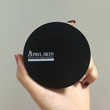 April Skin Magic Snow Cushion SPF 50+ / Pa+++, No. 21, 15 Gram